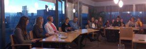 YWP Finland järjesti ensimmäisen tapahtuman Vesiuraillan 20.9.2016