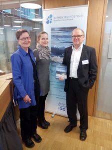 Teoksen ovat toimittaneet lukuisien haastattelujen pohjalta Eeva-Liisa Hallanaro, Erkki Santala ja Sanna Vienonen.